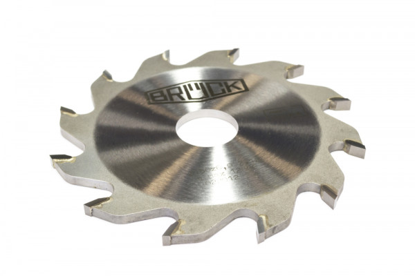 Flachzahnnuter HW 125 x 2,0/1,4 x 30mm Z12 FZ