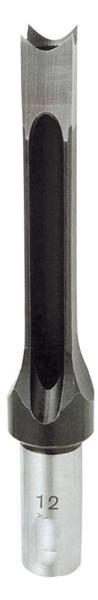 Ersatzmeißel für Hohlstemmer-Set D=12mm