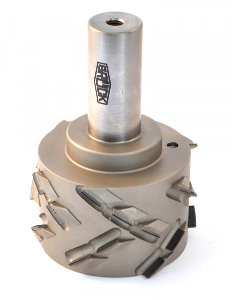 DP-Fügefräser Z 3+3-SPRINT-rechts D=80mm L2=45mm L1=100mm S=25x55mm