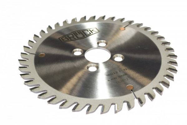 BRÜCK HW-Nutsägeblatt Z 60 WZ 250 x 3,2/2,2 x 30 mm