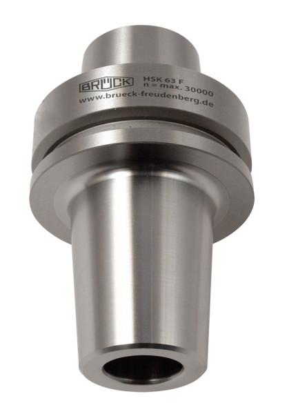 Warmschrumpffutter HSK 63F d=10mm
