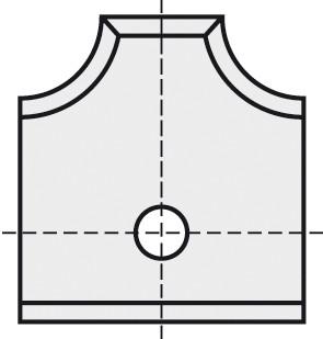 BRÜCK HW-WP 16x17,5x2 mm R=6 B05