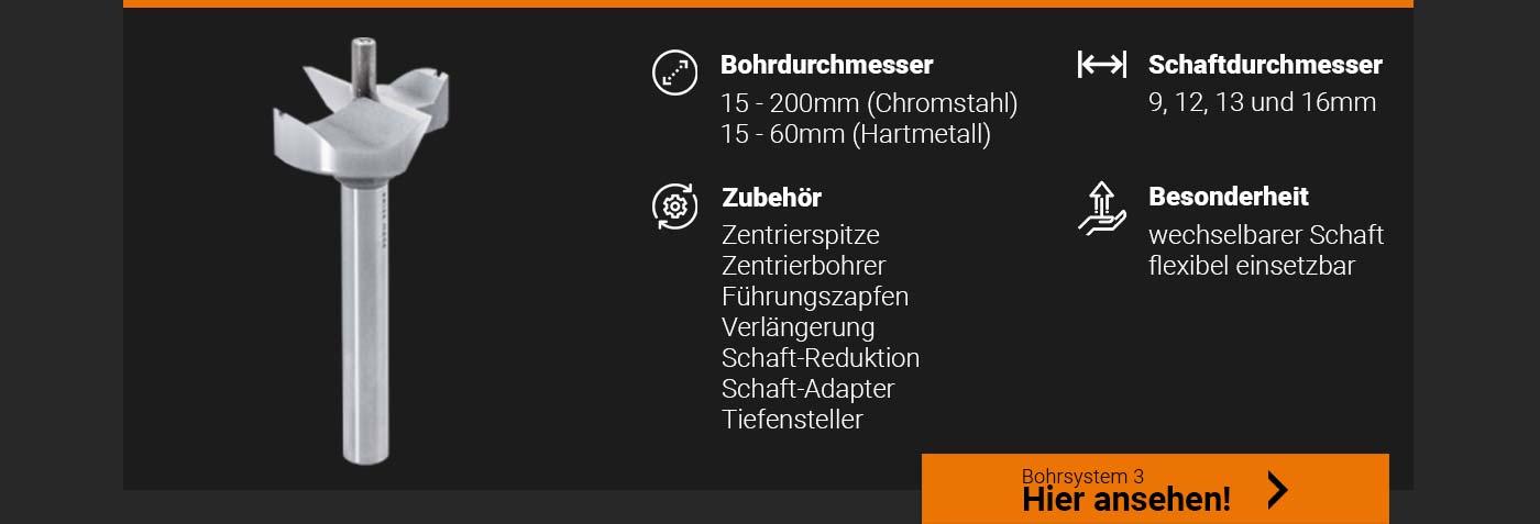 Zobo Bohrsystem 3