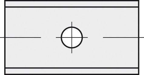 BRÜCK HW-WP 13,6x12x1,5 mm B05