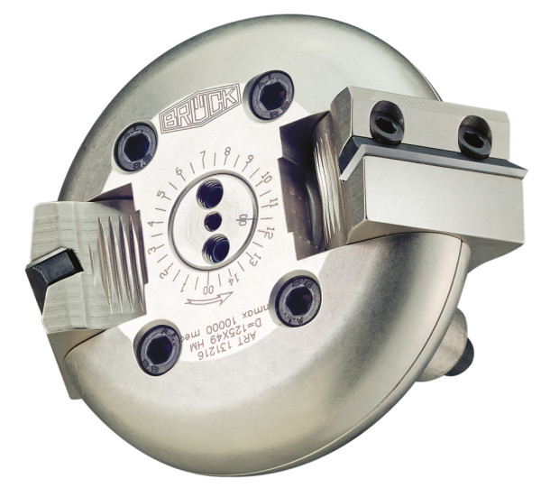 WP-Schwenkmesserkopf SYNCRO 5 125 x 60 x 25mm Z2