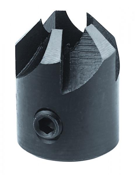 HS-Aufsteck-Versenker D1=7mm D2=20mm NL=25mm