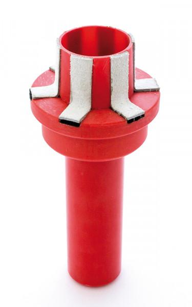 Kegelwischer für Schaft HSK 63 F (zum Reinigen der Plan- & Kegelflächen)