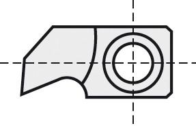 BRÜCK HW-WP 24,5x13x4 mm B10