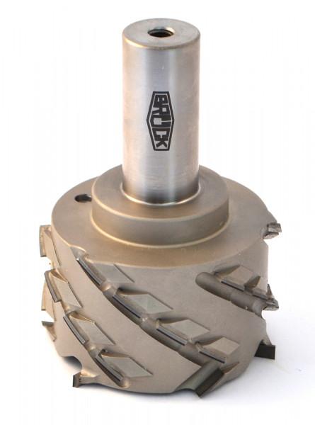 DP-Füge-und Falzfräser Z 3+3-SPRINT-rechts D=80mm L2=25mm L1=100mm S=25x55mm