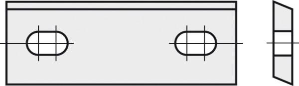 BRÜCK HW-WP 100x8x1,5 mm B10