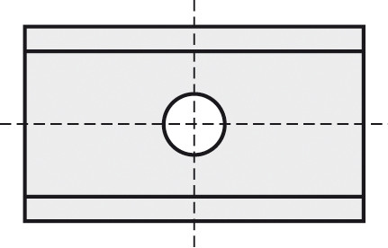BRÜCK HW-WP 11,6x12x1,5 mm B10
