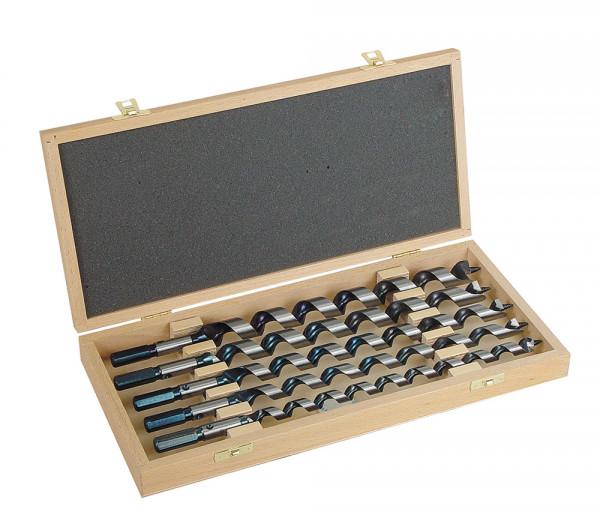 Lewisbohrer-Kassette 6-tlg. D= 12...22mm S= 6-kant